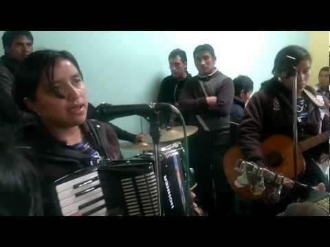 la herencia maya Quiche. coro de Joyabaj