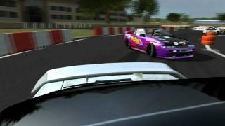 LFS 2011 CraboSan VS Aatu Twin Drifting