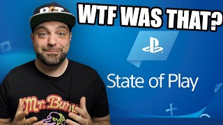 Sony State Of Play REACTION For PS5 - That Was Something.....