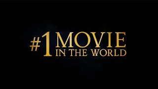 "Disney's Aladdin - ""#1 World Splendid Review"" Spot"