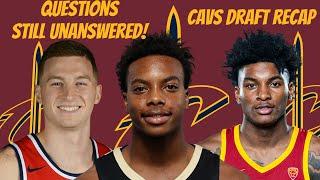 Cavs Nba Draft Picks 2019 (Recap)