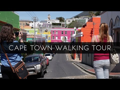 Cape Town Photo Tours - Cape Town Walking Tour