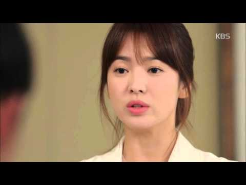 [태양의 후예 ] - '송중기, 송혜교에 꽉 잡혔다 '눈치'