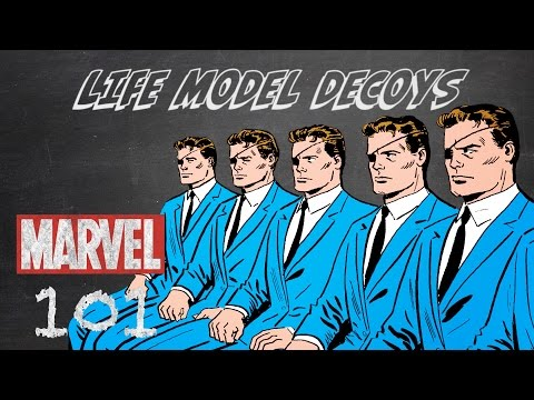 Life Model Decoys - LMD - Marvel 101