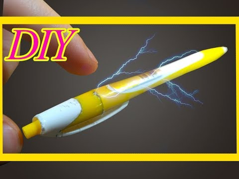 Diy Funny Pen With a Shocker