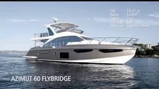 [Review] - Du thuyền Azimut 60 tại Cannes Yachts Show 2017
