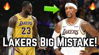 Meet the Los Angeles Lakers Biggest MISTAKE of the 2019 NBA Offseason!   Overpay Behind LeBron James