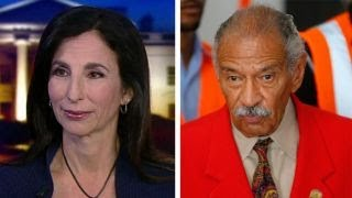John Conyers accuser: He should resign