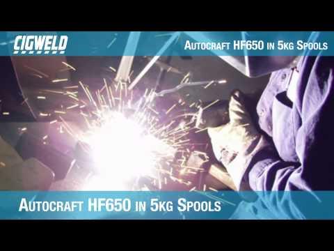 CIGWELD Autocraft HF650