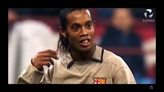 Ronaldinho Is A Crazy Frog | Best Goals And Skills Ronaldinho