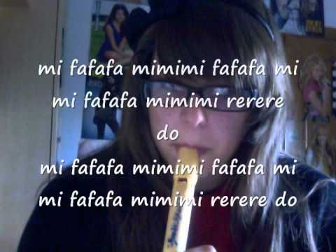 Villancicos Flauta Dulce