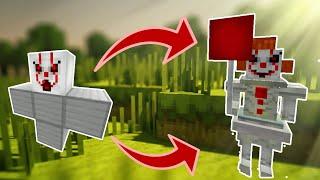 Tìm Thấy Chú Hề Ma Quái IT Trong Minecraft PE !!!