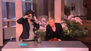 Tina Fey and Ellen's Improv Infomercial