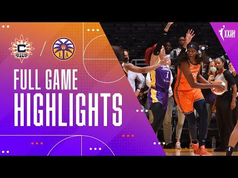 CONNECTICUT SUN vs. LOS ANGELES SPARKS | FULL GAME HIGHLIGHTS | September 9, 2021