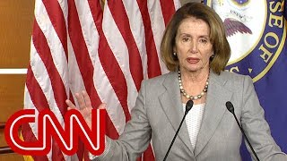 Nancy Pelosi: John Conyers should resign