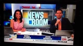 CNN anchor John Berman drops F Bomb