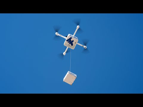 What will you deliver? Drone Delivery by Flirtey