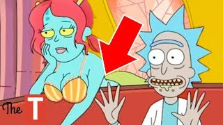 10 Rick and Morty References Only TRUE FANS Noticed