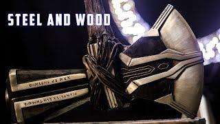 Stormbreaker - Building Thor's Axe