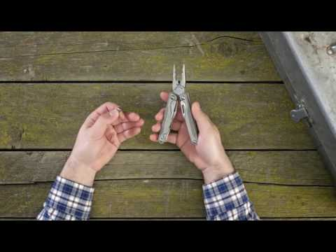 How to  Leatherman Charge TTi