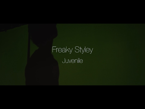Freaky Styley「Juvenile」MV