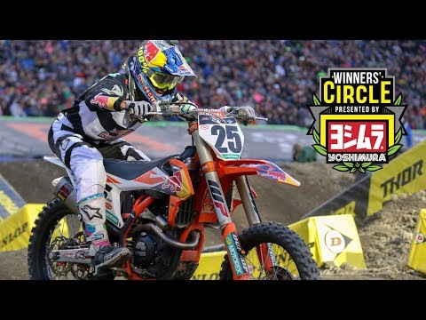 Marvin Musquin: I did not expect him to go in this line...