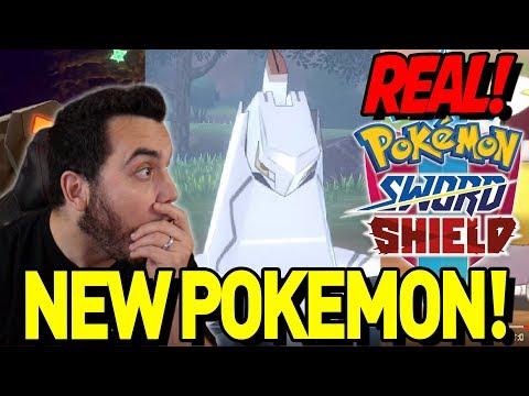 4 NEW POKEMON! GIGANTAMAXING and MORE! Pokemon Sword and Shield New Gameplay Reaction!