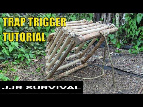 How To Make A Bird Trap Trigger