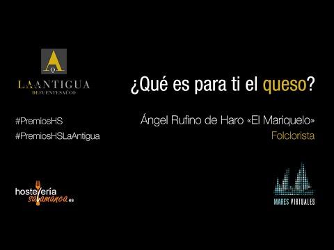 """¿Qué es para ti el queso? Por Ángel Rufino de Haro """"El Mariquelo"""""""
