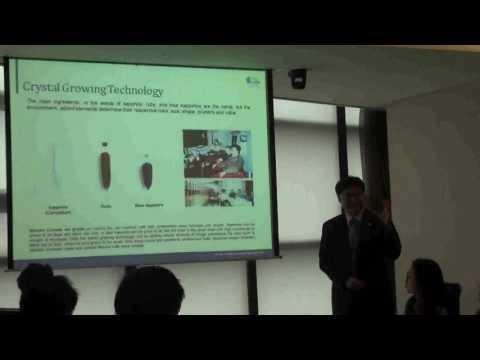 [BIOCERA] Dr. JEON WQA Sminar In S.Korea