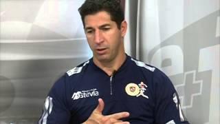 Entrevista - Sérgio Ex Goleiro