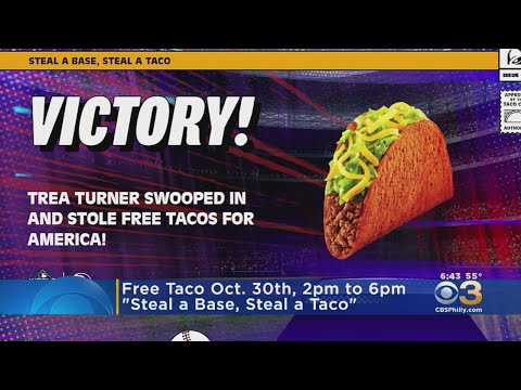 Taco Bell Giving Away Free Taco On Oct. 30