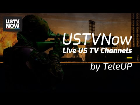 USTVNow Live US TV Channels by TeleUP