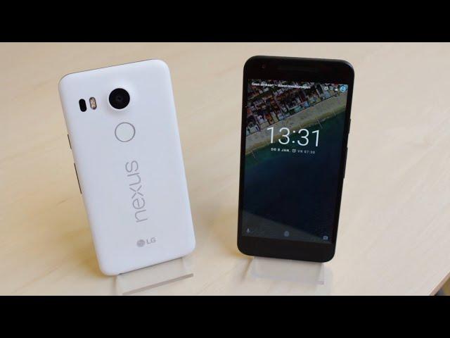 Belsimpel.nl-productvideo voor de LG Nexus 5X 32GB Black
