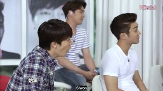 [Eng Sub] 140808 The Ultimate Group AKA Super Show with Super Junior P2/2