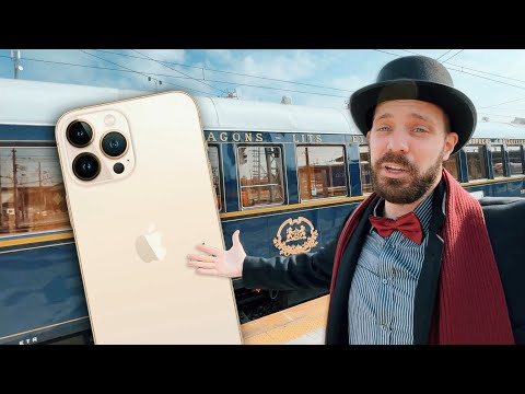 Questo treno costa come 3  iPhone 13