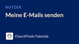 Meine E-Mails senden