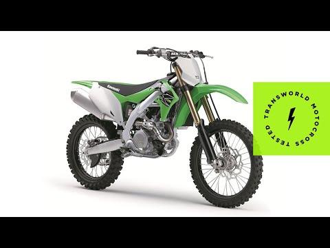 Technical Briefing Of The 2019 Kawasaki KX 450 | TransWorld Motocross