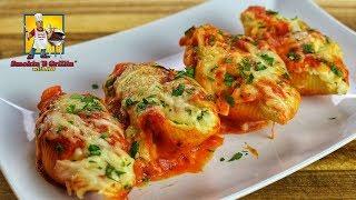 Stuffed Pasta Shells | Pasta Recipes