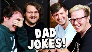 Try NOT to LAUGH!! - BAD Dad Jokes