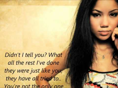 Jhene Aiko (Stranger) LYRIC VIDEO