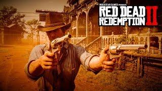 Red Dead Redemption 2 - Játékmenet Videó #2