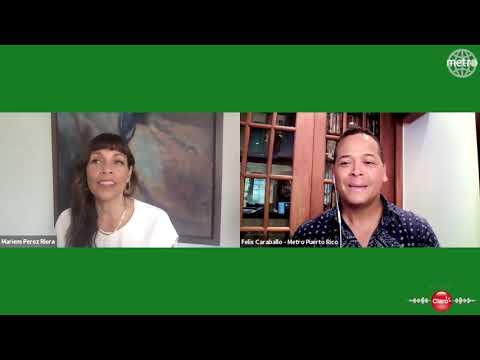 Entrevista con la directora del documental de Rita Moreno, Mariem Pérez Riera