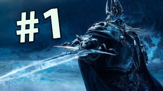 НИ РАЗУ НЕ ИГРАЛ ( ͡° ͜ʖ ͡°) | World Of Warcraft: Wrath Of The Lich King 3.3.5a