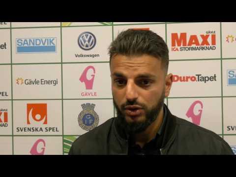 Intervju med Poya Asbaghi, ny huvudtränare i Gefle IF