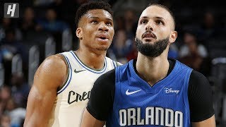 Orlando Magic vs Milwaukee Bucks - Full Game Highlights | December 9, 2019 | 2019-20 NBA Season