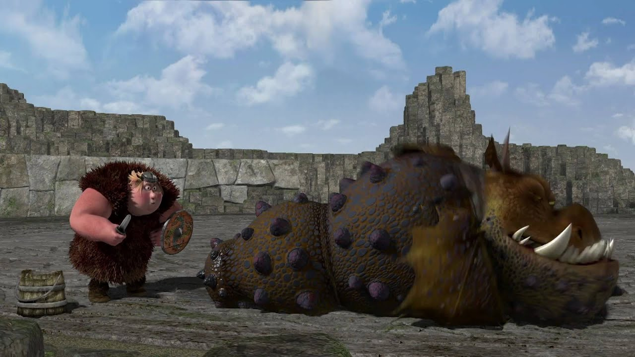 How To Train Your Dragon Dragon Training Lesson 2 The