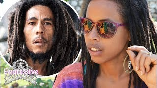 Bob Marley's granddaughter besieged by police for being black in a white neighborhood