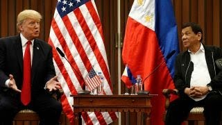 Trump criticized for not being tough with President Duterte