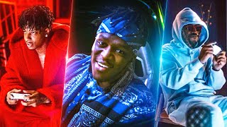 KSI – Number 2 (feat. Future & 21 Savage) [Official Music Video]